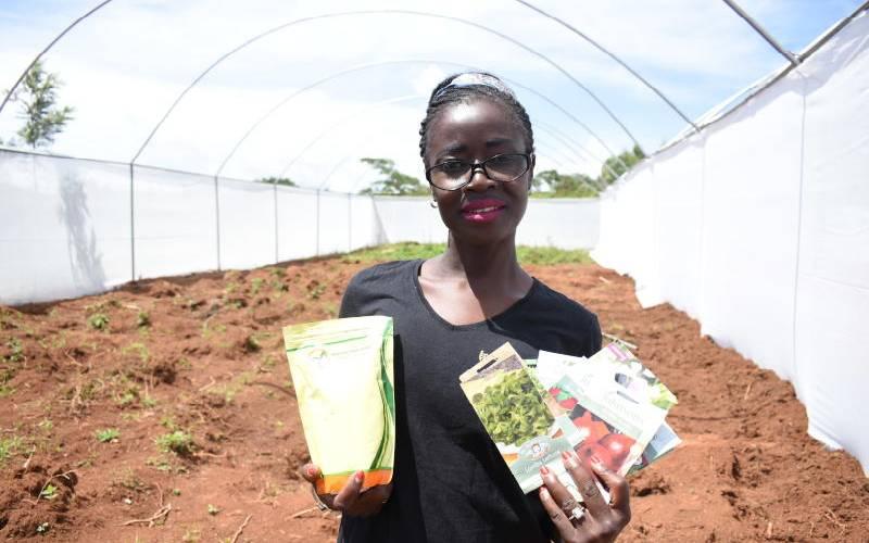 From cruising European skies to farming herbs