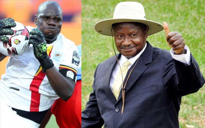 Fulfill Sh100 million pledge – Captain Dennis Onyango reminds Museveni