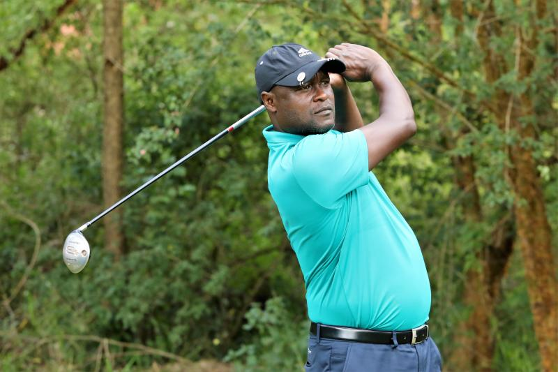 Golfers resume competitive play as COVID-19 spike eases