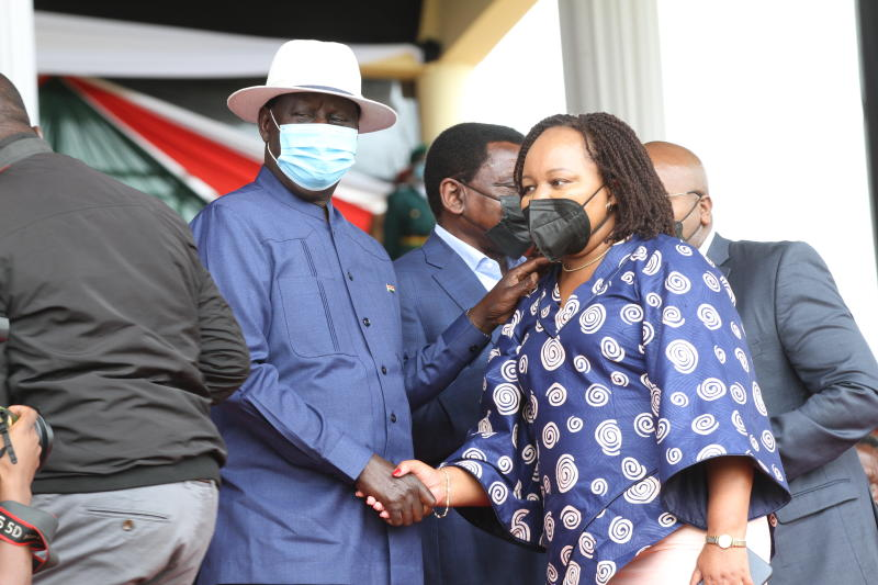 Governor Waiguru highlights universal healthcare programme and farmers projects