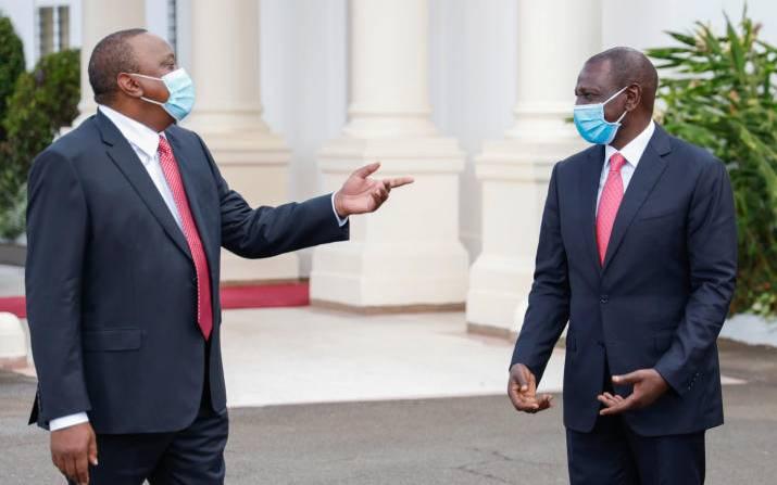 Has President Uhuru's Executive Order abolished joint Presidency?