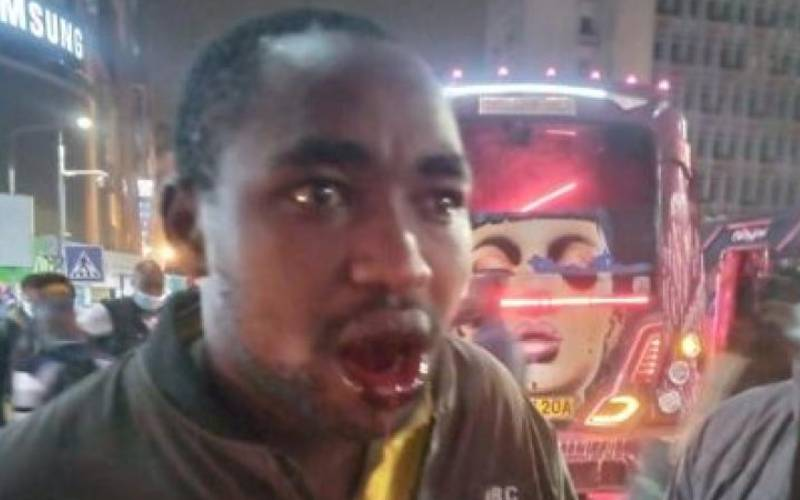 Hawker gets Sh430,000 after losing teeth in scuffle with county askaris