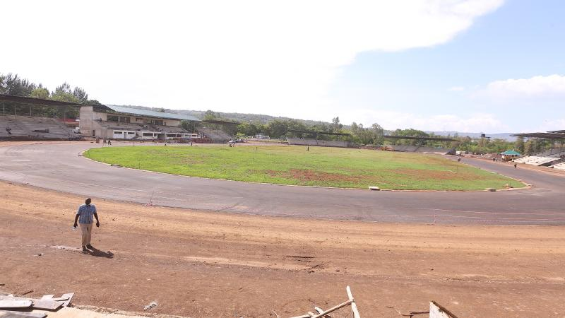 Sh415m Jomo Kenyatta International Stadium to be ready by end of April