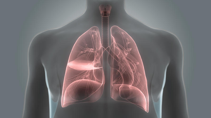 Hope for Covid-19 patients with damaged lungs, chests complications