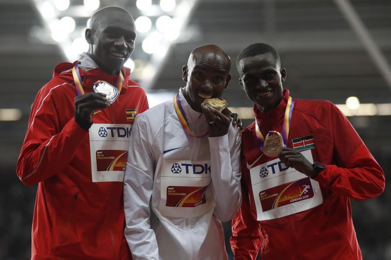 How Joshua Cheptegei plots for 10,000m world record