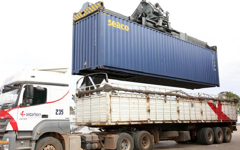 How logistics firm survived Covid-19