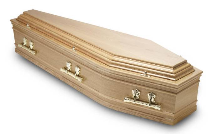 How row over two burials led to coffin maker's death