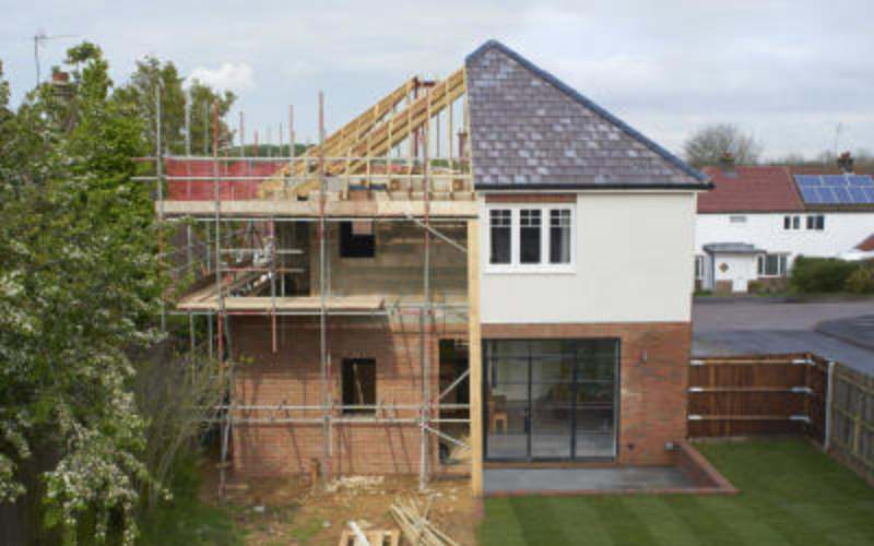 How to build a house in under six weeks