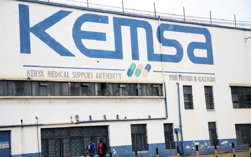 How UK firm bagged Sh180m Kemsa tender