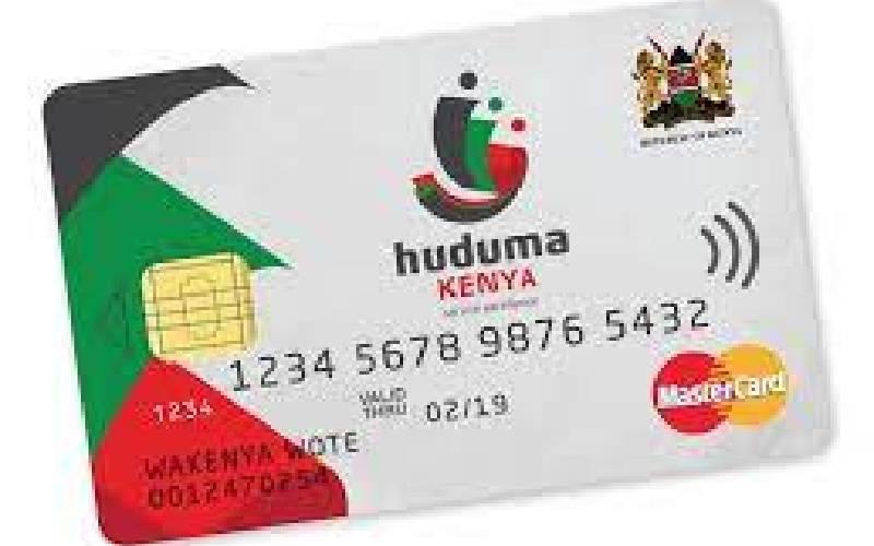 Huduma Namba for fish – The Standard