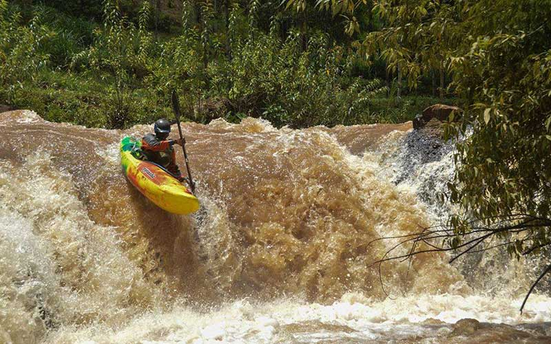 Rafting in Sagana