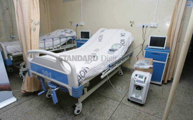 ICU facilities in city full as third Covid-19 wave hits country