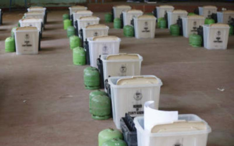 IEBC announces election and referendum materials tender