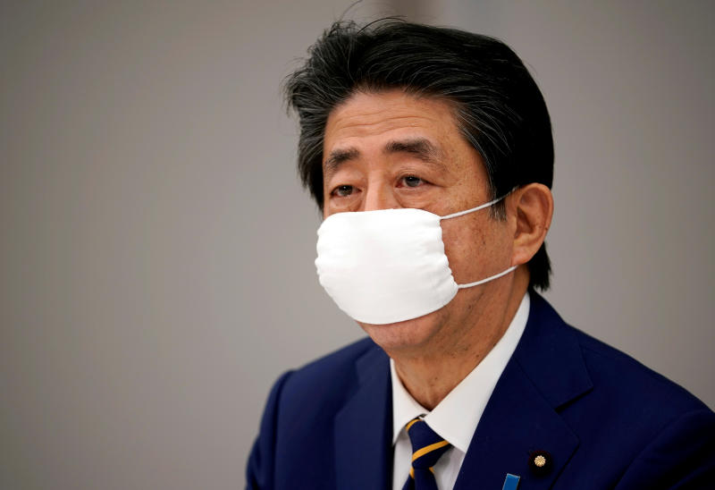 Impossible to hold Olympics unless pandemic contained – Japan Prime Minister