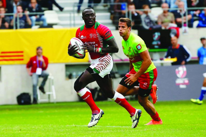Injera back as Kenya 7s hit camp ahead of South Africa 7s