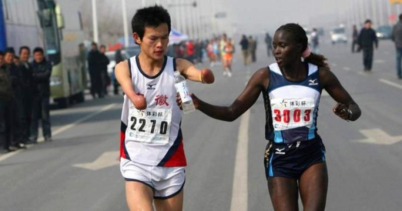 Helping hand: Kenyan athletes who gained from golden hearts