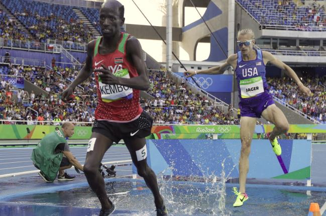Is Kenya steadily losing its grip on steeplechase