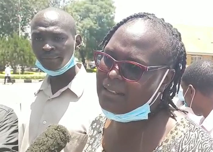 'It's untrue Nakuru doctor's wife wanted to fly abroad and leave family behind'