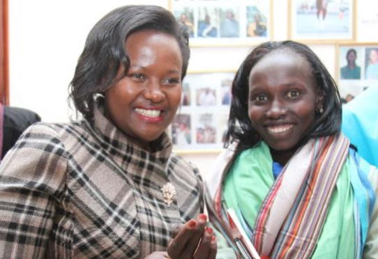 Jacinta Mbithi lands position at International Congress and Convention Association