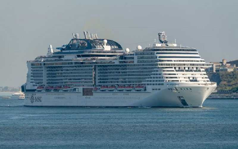 Jamaica refuses to accept cruise ship passengers over coronavirus fears