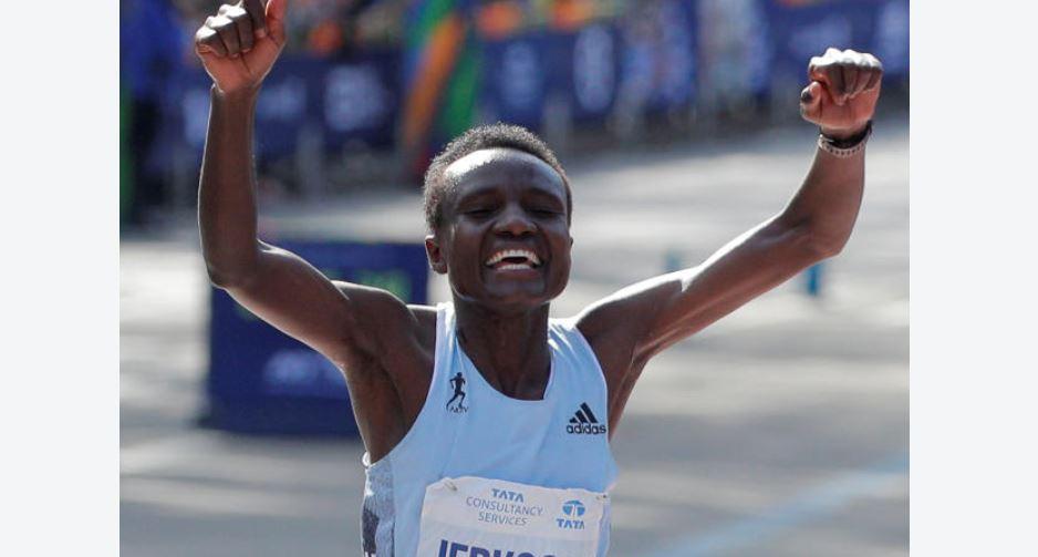 Jepkosgei hopes to excel in marathon despite race cancellations