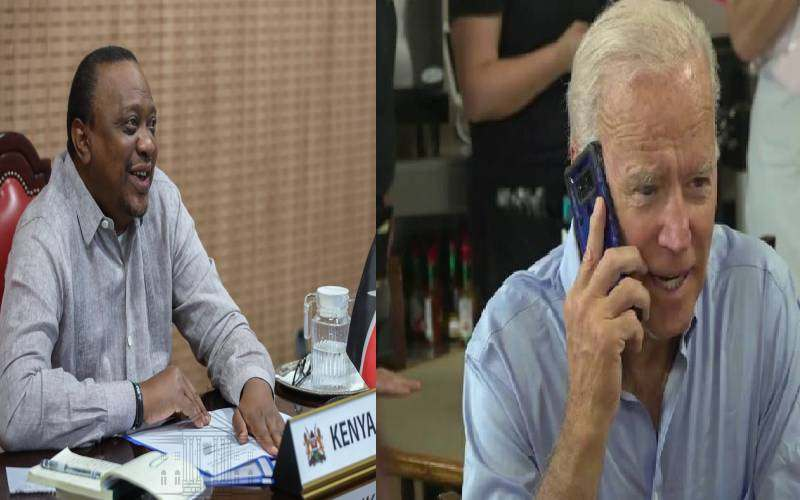 Joe Biden to host Uhuru, discuss human rights, peace and security