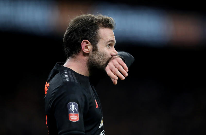 Juan Mata closing in on Manchester United exit