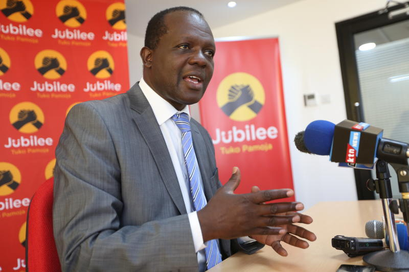 Jubilee not fielding candidate for Msambweni by-election