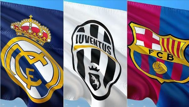 Juve, Barca and Real admitted to Champions League next season