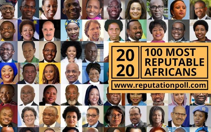 Kagwe, Amina and Oparanya among 2020 Most Reputable Africans