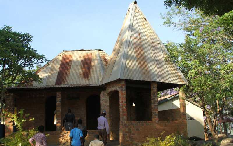 Kalamba, the cradle of African Inland Mission dating back 135 years