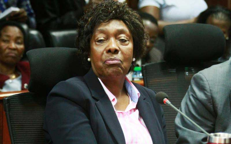 Kalonzo cause of my woes, says Ngilu: The Standard