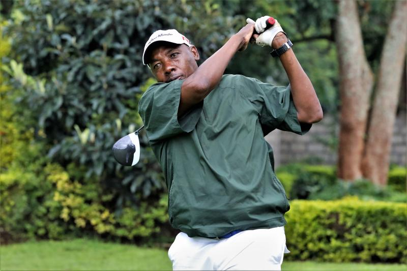 Karoki wins 24th edition of Engineers Golf day at Thika
