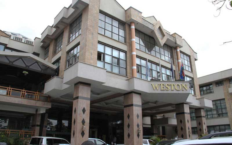 KCAA: Weston colluded with firms to grab land