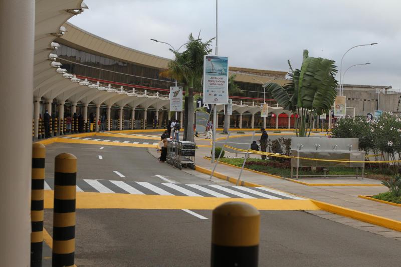 Kenya airports go digital