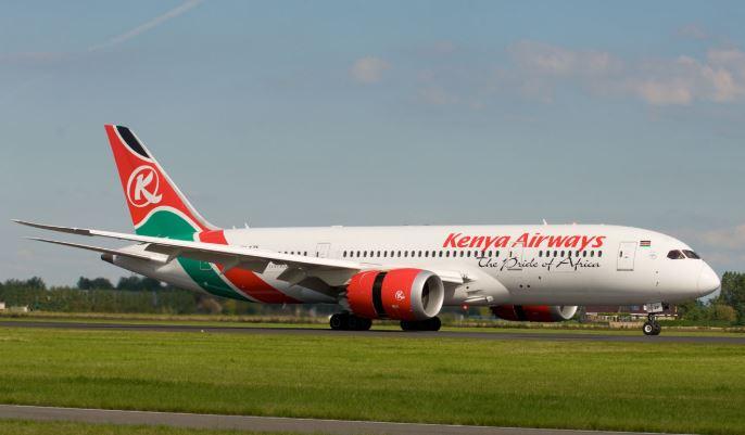 Kenya Airways reports Sh12.98 billion loss