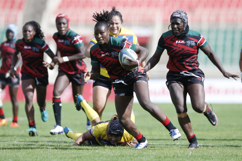 Kenya Lionesses' World Cup dream shattered in Colombia loss