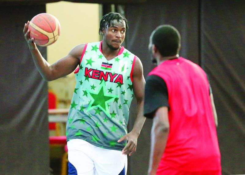 Kenya Morans to punch above their weight against Senegal