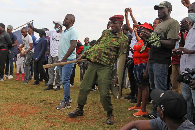 Kenya Police beat Nzoia Sugar to bag first win of the season