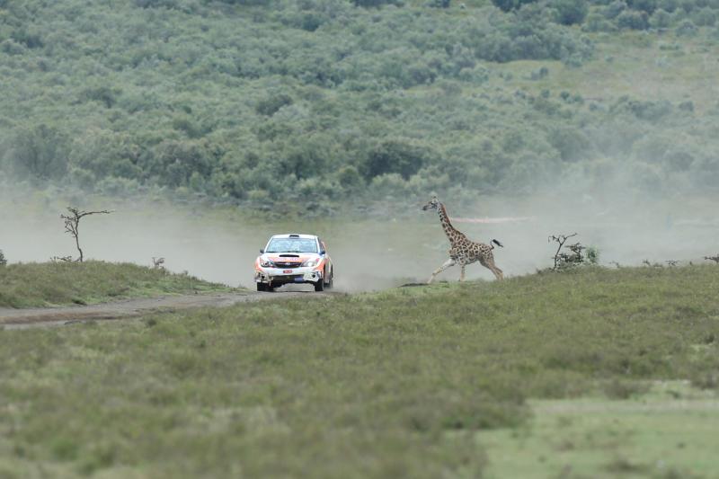 Kenya ready for Safari Rally at City of Love
