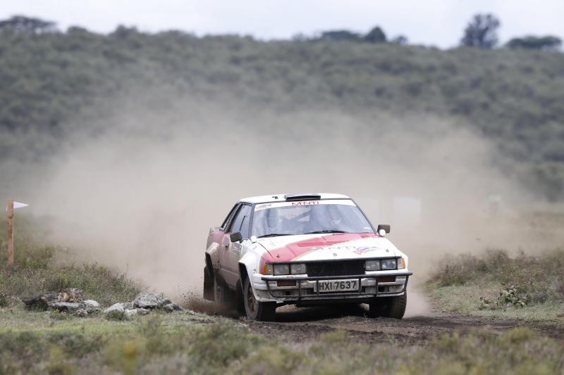 Veteran driver Ian Duncan to miss WRC Safari Rally