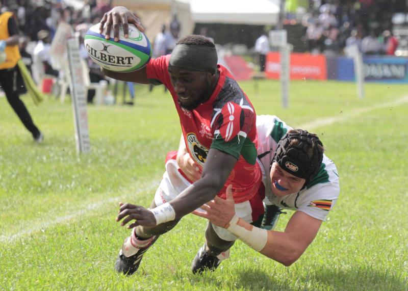 Kenyan international passes on