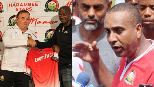 Kenyans must unite to evict Mwendwa and his team by all legal means available - Sports administrator Mbarak