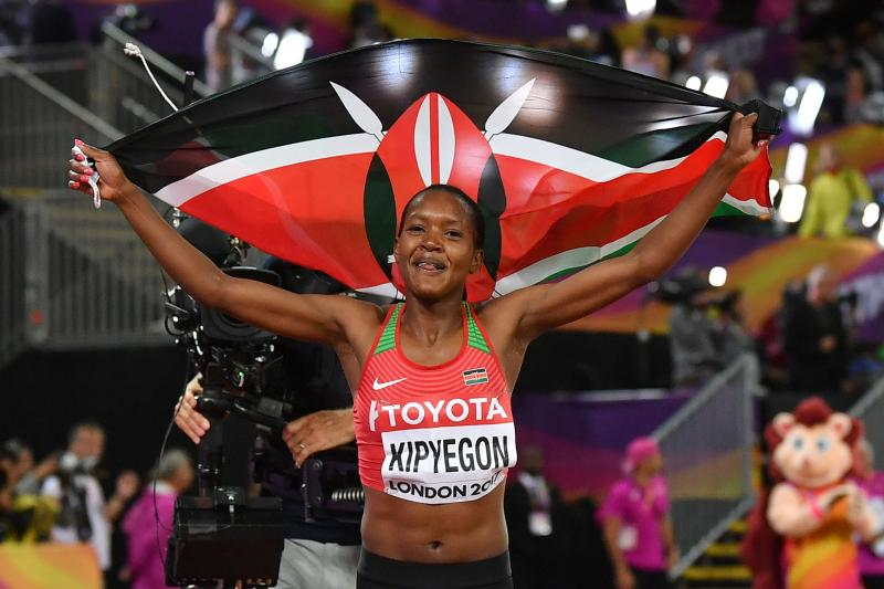 Kenyans ready to clear Monaco Diamond League hurdles