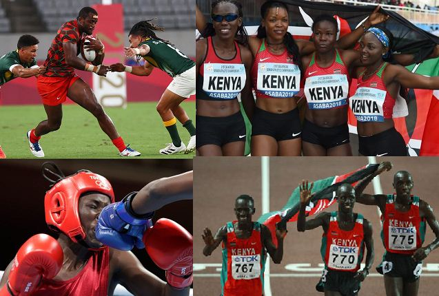 Kenyans relax, athletics action is here with us