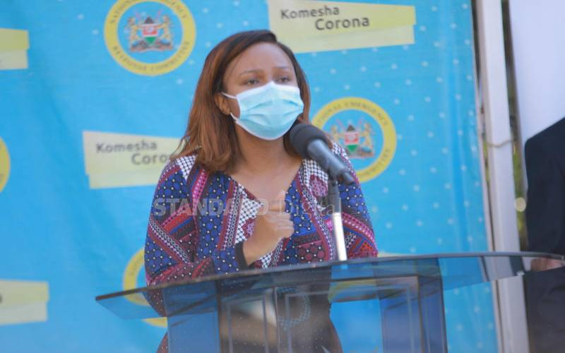 Kenya's Covid-19 caseload up by 1,412