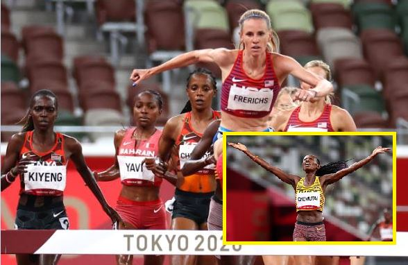 Kenya's drought in women's steeplechase goes on and on