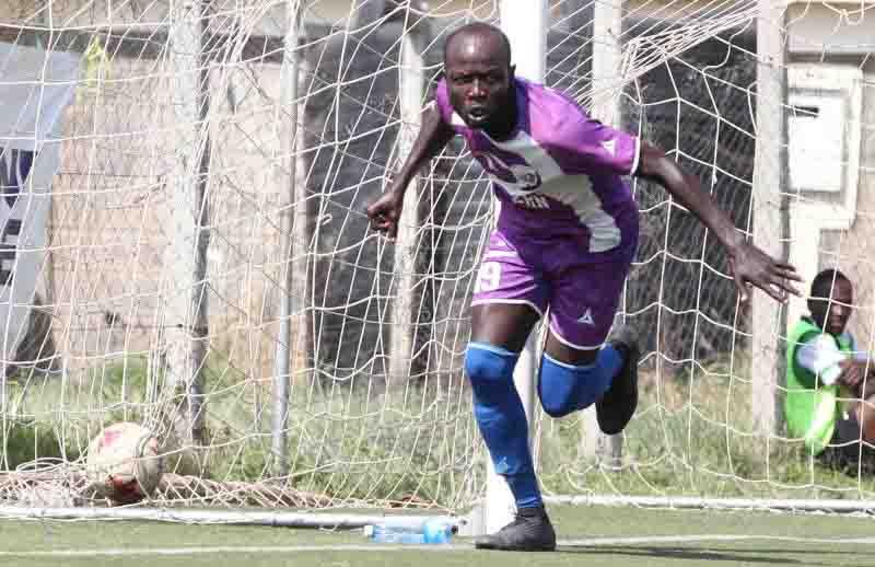 Kiprotich bags hat-trick to inspire Modern Coast Rangers past Nairobi Stima
