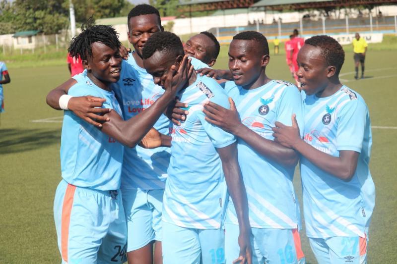 Kisumu All Stars edge Hot Stars in 'Kisumu Dala Derby'