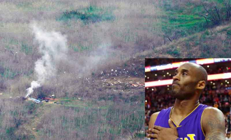 Kobe Bryant helicopter crash that killed nine blamed on pilot's 'poor decision-making'